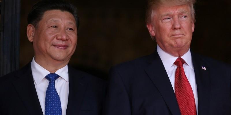 Trump-e-Xi-Jinping
